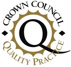 Crown Council Quality Practice Logo