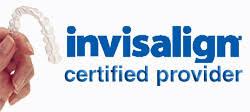Invisalign Certified Provider Logo