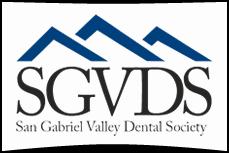 San Gabriel Valley Dental Society Logo