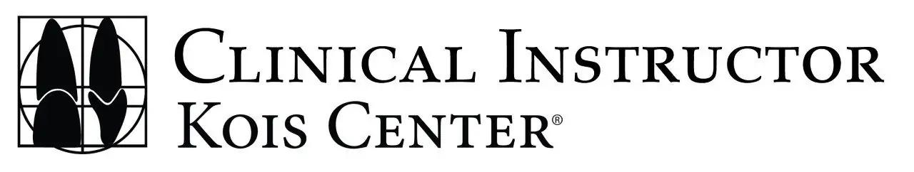 Clinical Instructor Kois Center Logo