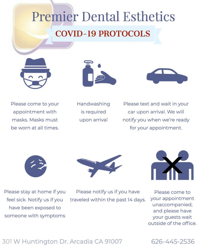 Image of Coivid-19 business pamphlet