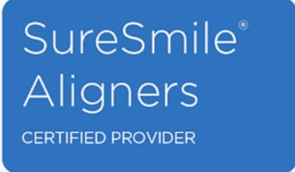 SureSmile Aligners Certified Provider Logo