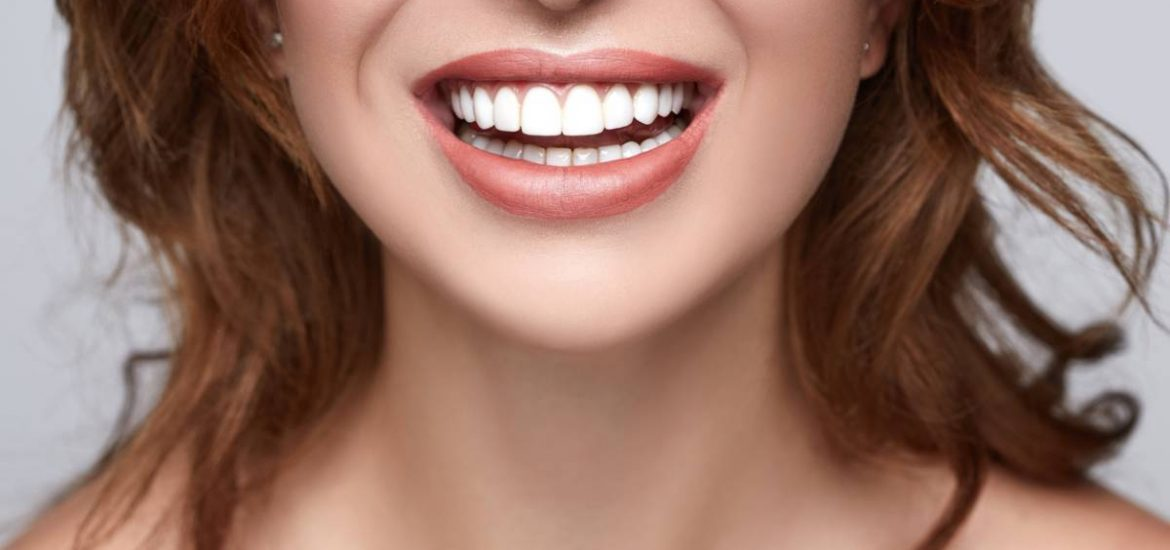 Benefits of straight teeth.