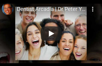 Image of Dentist Arcadia   Dr Peter Young   Dental Implants Click to See Video